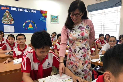 Luôn bận rộn với công việc giảng dạy và hoạt động thiện nguyện, nhưng điều cô Hải muốn nhắn nhủ các phụ huynh là cần dành thời gian chia sẻ và đồng hành cùng con