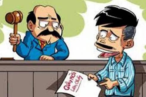 Người làm chứng không bắt buộc phải đến tòa án trong một số trường hợp được quy định cụ thể (Ảnh minh họa)