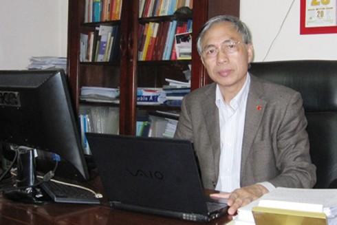 Luật sư Hoàng Huy Được (Phó Chủ nhiệm Đoàn Luật sư Hà Nội)