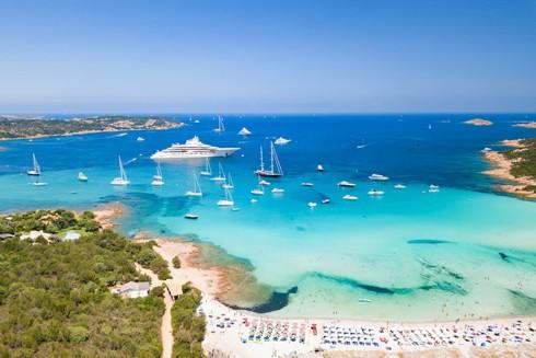 Một góc thiên đường du lịch Sardinia