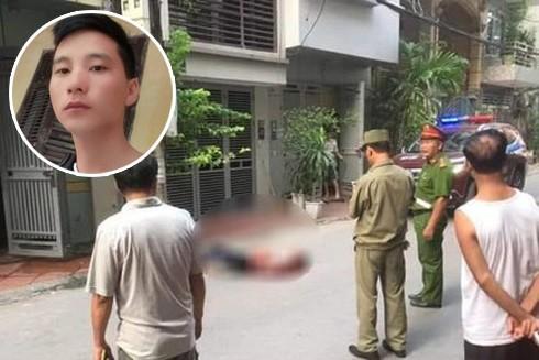 Đối tượng Giàng A Dông và hiện trường vụ án nghiêm trọng xảy ra tại phường Nghĩa Đô, Cầu Giấy, Hà Nội khiến 2 nữ sinh tử vong
