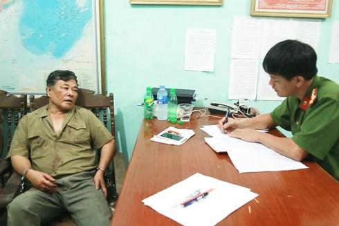 Công an tỉnh Thái Nguyên hỏi cung đối tượng gây án sát hại gia đình em gái