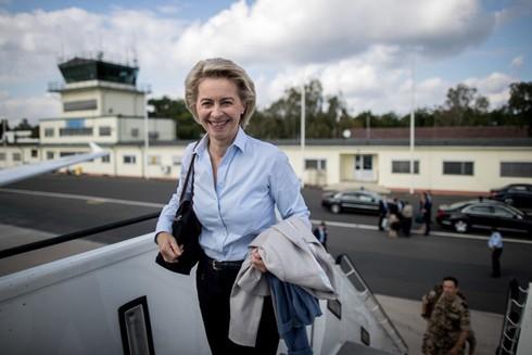 Bà Ursula von der Leyen - Tân Chủ tịch Ủy ban châu Âu