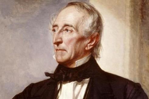 John Tyler là Tổng thống đầu tiên trong lịch sử Mỹ bị yêu cầu luận tội