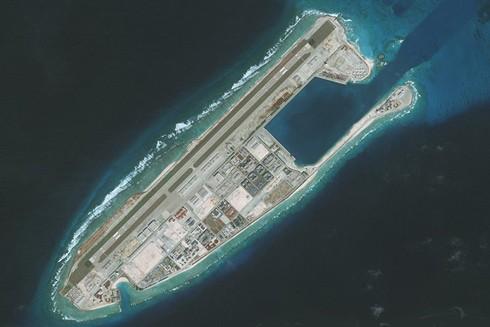 """Ảo vọng """"bàn đạp quân sự"""" trên Biển Đông của Trung Quốc ảnh 1"""