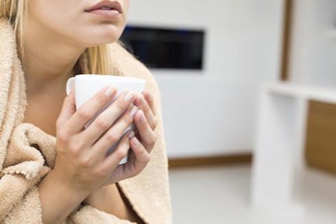 Ớn lạnh là chứng bệnh đặc trưng của nữ giới