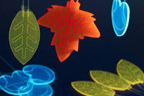 Lá nhân tạo sử dụng năng lượng ánh sáng Mặt trời để kích hoạt phản ứng hóa học tạo ra thuốc