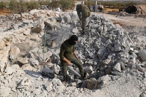"""Về nguồn tin mật giúp """"định vị"""" trùm khủng bố Al Baghdadi ảnh 1"""