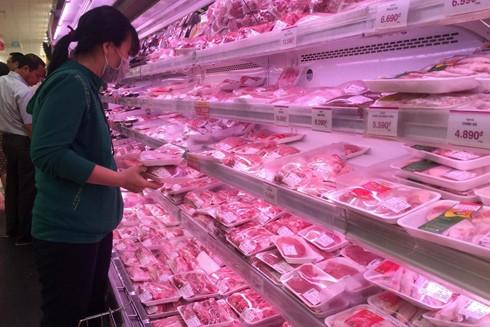 Thịt lợn được nhập khẩu tự do: Giải trừ mối lo thiếu thịt dịp cuối năm ảnh 1
