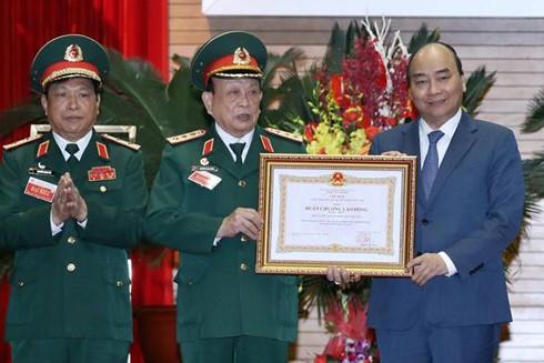 Thủ tướng Nguyễn Xuân Phúc: Mỗi cựu chiến binh phải là nhân tố tích cực trong cộng đồng, xã hội ảnh 1