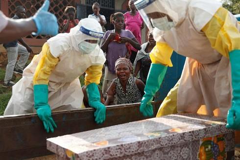 Dịch Ebola xảy ra ở Congo đã khiến trên 2.220 người tử vong
