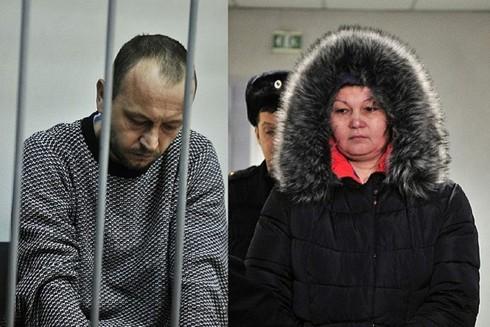 Hai đối tượng Ivan và Zemfira đều bị tạm giam