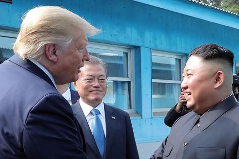 Hàn Quốc xác nhận Triều Tiên đã thử động cơ tên lửa ở bãi Dongchang-ri ảnh 1