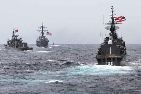 Mỹ và các quốc gia thành viên ASEAN lần đầu tiên tập trận hàng hải chung vào tháng 9-2019 có một tầm quan trọng đối với các nước ASEAN trong việc xây dựng các năng lực chung để đối phó với các thách thức an ninh ngày càng lớn