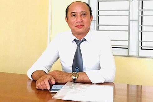 Luật sư Đặng Văn Sơn (Văn phòng Luật sư Đặng Sơn và Cộng sự - Số 31, ngõ 192, đường Tam Trinh, Hà Nội)