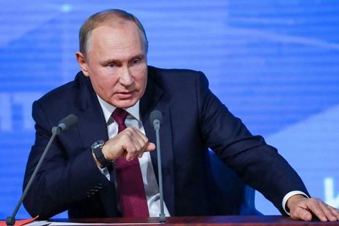 """Tổng thống Nga V. Putin: """"Các thế hệ sau sẽ đánh giá công việc của tôi"""" ảnh 1"""