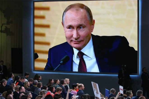 """Báo chí châu Âu đặc biệt quan tâm việc ông Putin duy trì quyền lực đến bao giờ và khi nào ông """"nghỉ hưu""""?"""