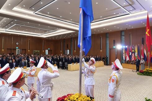 Việt Nam nỗ lực vì Một Cộng đồng ASEAN gắn kết và thịnh vượng ảnh 1