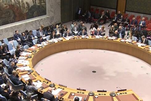 Việt Nam chủ trì Hội đồng Bảo an Liên hợp quốc thông qua nghị quyết về Syria ảnh 1