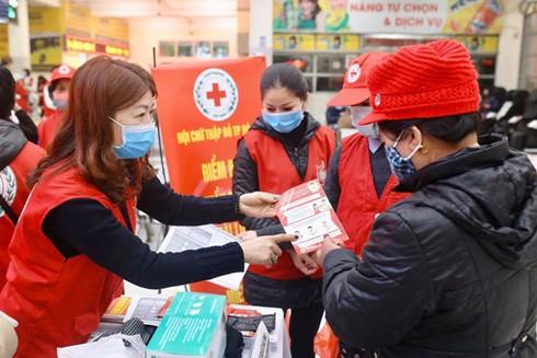 Hướng dẫn người dân phòng, chống dịch bệnh do nCoV tại Bến xe Mỹ Đình