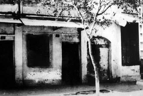 Nhà số 5D phố Hàm Long, Hà Nội, nơi thành lập Chi bộ Cộng sản đầu tiên ở Việt Nam
