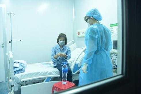 """Chuyện bác sĩ """"cắm chốt"""" bệnh viện 21 ngày chưa về nhà để """"trực chiến"""" với virus Covid-19 ảnh 3"""