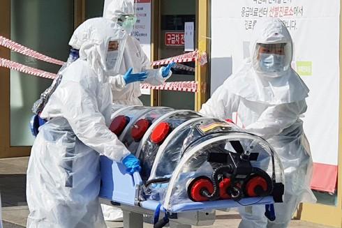 Hàn Quốc ghi nhận trường hợp tử vong đầu tiên do dịch Covid-19 ảnh 1