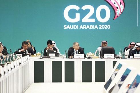 Đối phó với dịch Covid-19 là chủ đề chính tại Hội nghị các bộ trưởng tài chính G-20 tại Riyadh