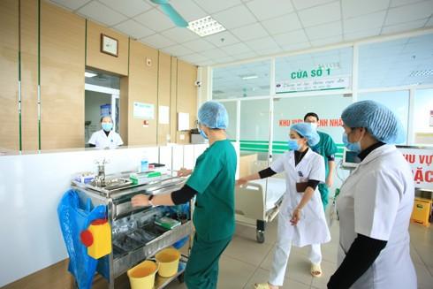 Các cơ sở cách ly đều tuân thủ nghiêm ngặt công tác phòng chống dịch Covid-19 của Bộ Y tế. Ảnh: Lam Thanh