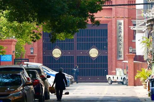 Một bệnh nhân Covid-19 ở Bắc Kinh là phạm nhân mới ra khỏi trại giam nữ ở Vũ Hán, tỉnh Hồ Bắc