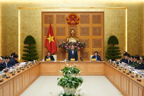 Thủ tướng Nguyễn Xuân Phúc: Ngành tài chính đáp ứng mọi nhu cầu chống dịch bệnh đúng mức, kịp thời, hiệu quả.