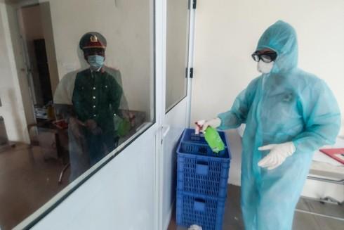 Tận tâm góp phần đẩy lùi dịch bệnh lây lan