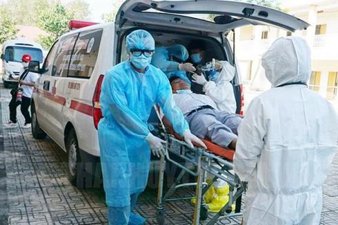 Các bệnh nhân nhiễm Covid-19 đang được điều trị ở 11 cơ sở y tế trên cả nước