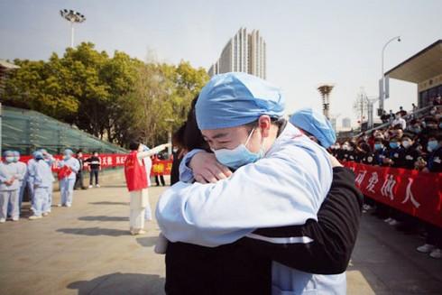4 ngày liên tiếp, Vũ Hán (Trung Quốc) không có ca nhiễm mới Covid-19 ảnh 1