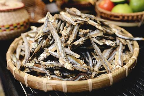 Cá khô, món ăn của một thời nghèo khó