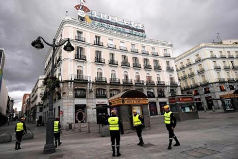 Tây Ban Nha có lẽ là nước đặt ra các quy tắc nghiêm ngặt nhất ở châu Âu