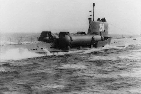 Ký ức về Hải đội tàu ngầm 182 đầu tiên của Việt Nam ảnh 1