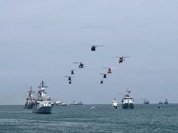 Hành động chung duy trì hòa bình, an ninh và ổn định ở Biển Đông ảnh 1
