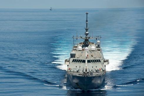 Cuộc đối đầu không an toàn giữa Trung Quốc và Mỹ ở Biển Đông ảnh 1