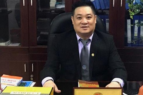 Luật sư Vũ Quang Vượng (Giám đốc Công ty Luật TNHH Quang Vượng; Số 6, ngõ 29 Láng Hạ, Ba Đình, Hà Nội)