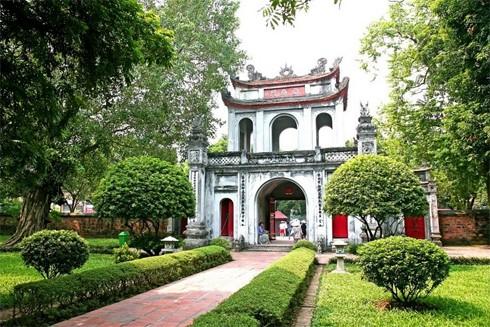 Văn Miếu - Quốc Tử Giám là quần thể di tích đa dạng và phong phú hàng đầu của Thủ đô Hà Nội
