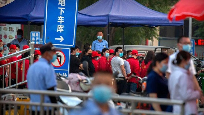Làn sóng lây nhiễm Covid-19 thứ hai tại Trung Quốc diễn biến phức tạp ảnh 1