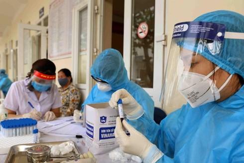 Việt Nam đã nhanh chóng đưa ra những biện pháp kiểm soát ngay sau khi phát hiện các ca mắc bệnh đầu tiên