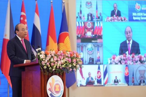 Hội nghị Cấp cao ASEAN 36 cho thấy ASEAN đã vượt lên thách thức trước đại dịch Covid-19 cũng như vấn đề Biển Đông