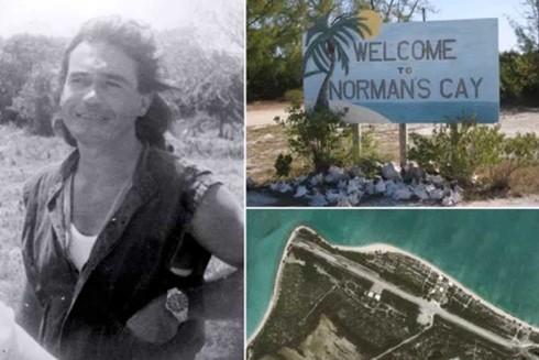 Carlos Lehder từng mua cả hòn đảo ở Bahamas để vận chuyển ma túy tới Mỹ