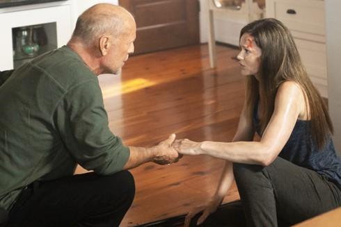 """Bruce Willis trong phim """"Đêm sống còn"""""""