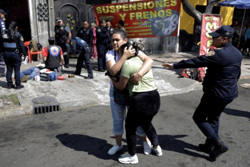 Không chỉ khốn khổ vì đại dịch Covid-19, người dân Mexico còn bất an vì tình trạng bạo lực gia tăng