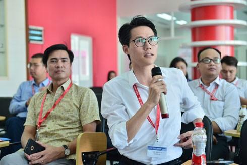Tiến sĩ Hoàng Văn Xiêm bày tỏ sau buổi tham quan đáng nhớ