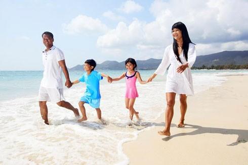 Cha mẹ hãy cùng con trải nghiệm những chuyến du lịch để gắn kết gia đình