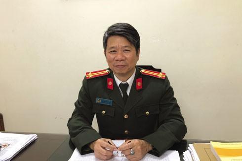 Trung tá Lại Quốc Tuấn